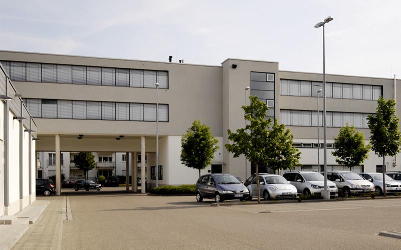 Neubau ALDI Filiale mit Verwaltungsgebäude