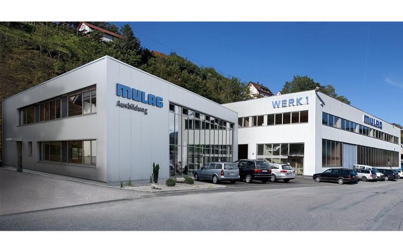 Neubau Mulag Ausbildungszentrum