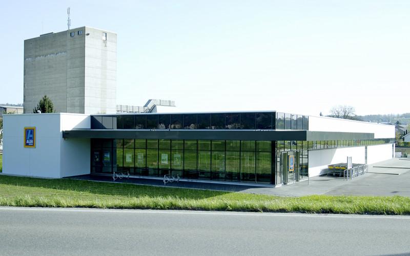 Neubau ALDI Suisse Filiale Villmergen